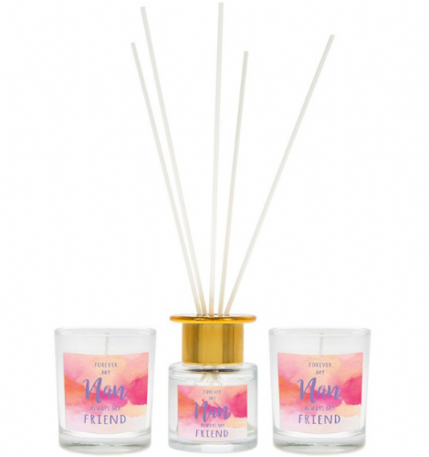 NAN DIFFUSER 150ML & CANDLE gift